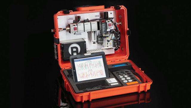 Aventics Smart Pneumatics Analyzer