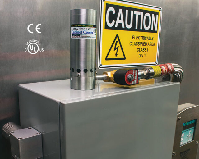 Cabinet Cooler