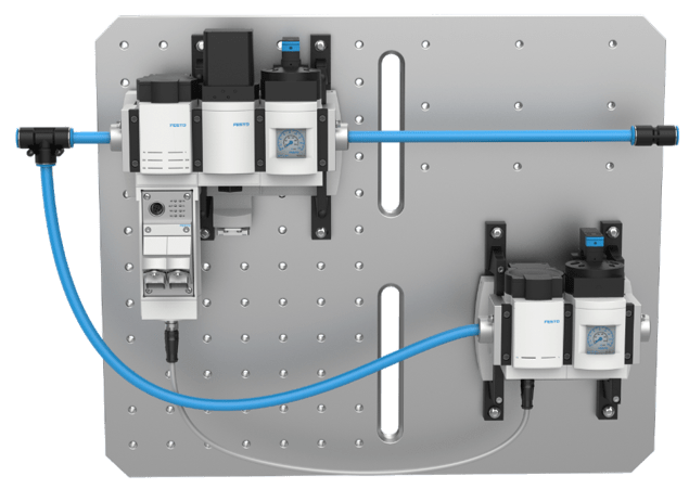 Festo Adds Two New Solutions to Its Compressed Air Energy Saving Platform
