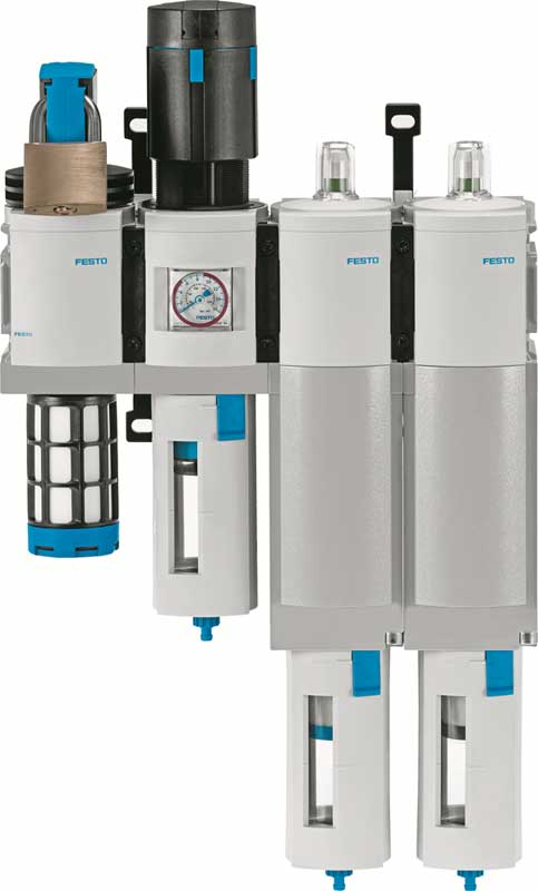 MS series filtration systems