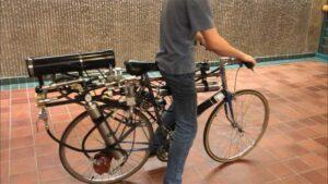 Michigan Tech Bike