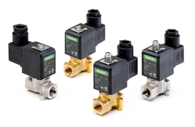 ASCO Series 256/356 offers smaller footprint